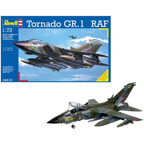Revell-of-Germany 1:144-Tornado-ECR