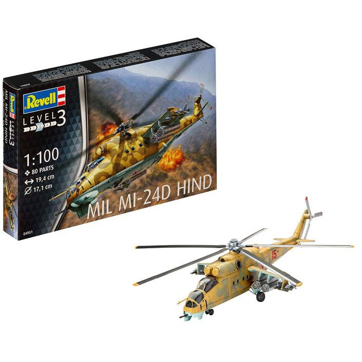 Revell-of-Germany-1-100-Mil-Mi-24D-Hind