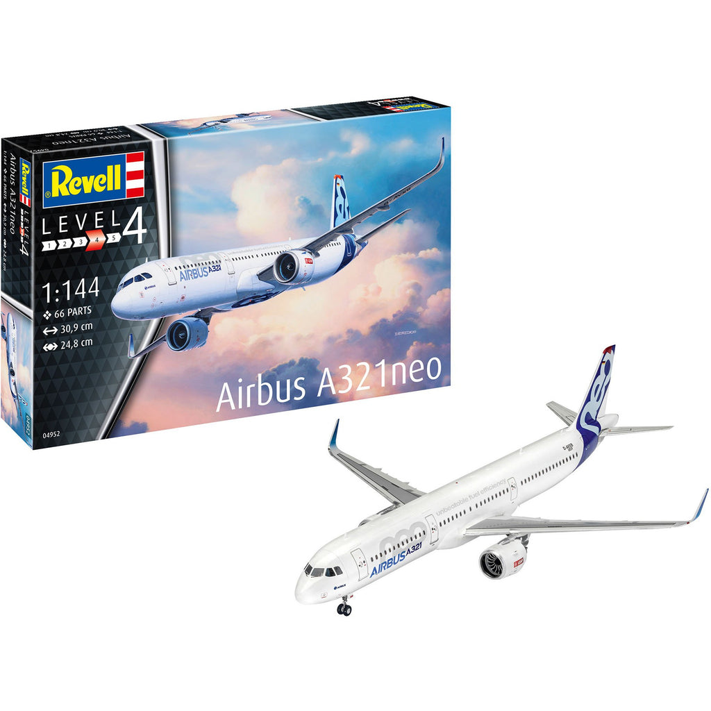 Revell-of-Germany-1-144-Airbus-A321-Neo