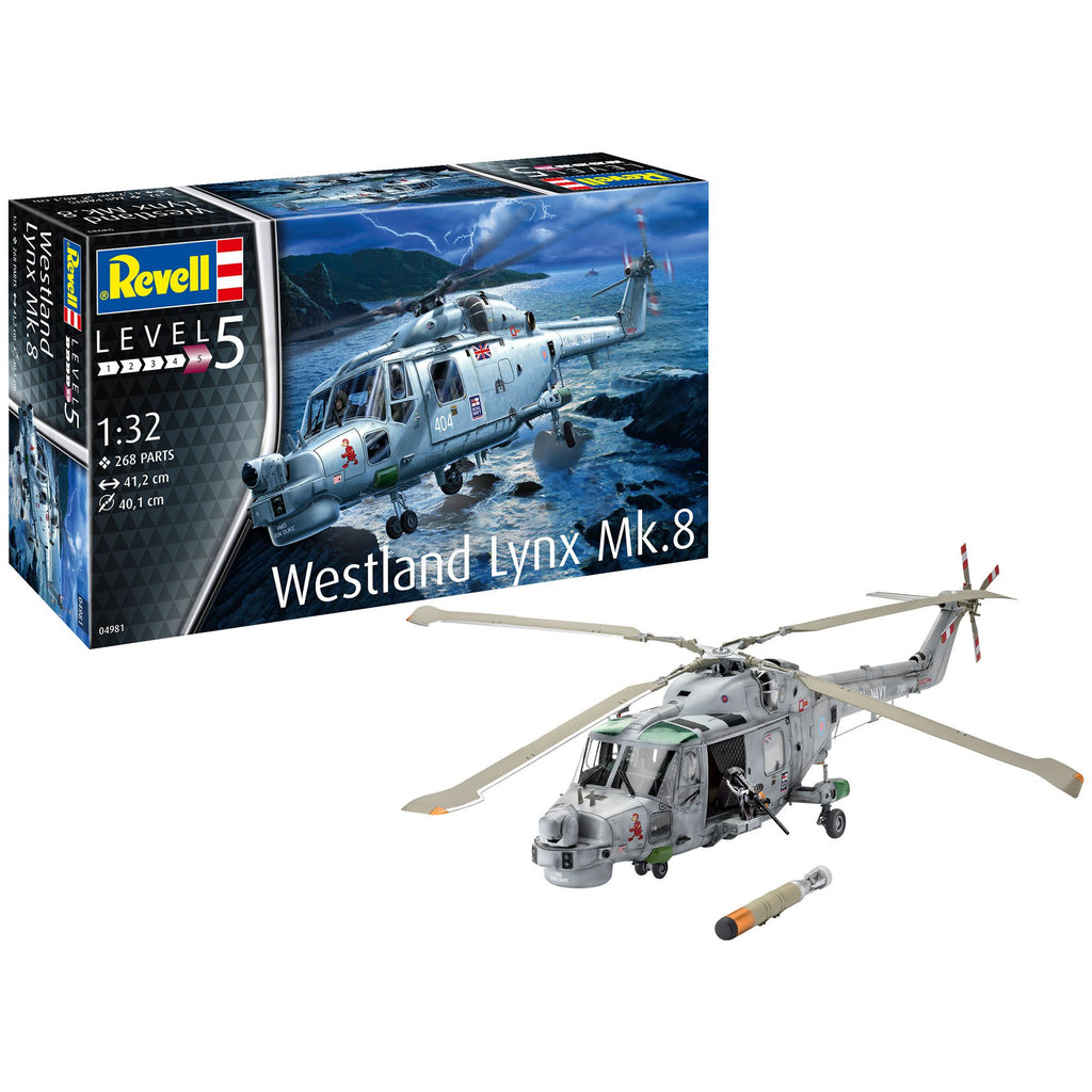 Revell-of-Germany-1-32-Westland-Lynx-Mk-8