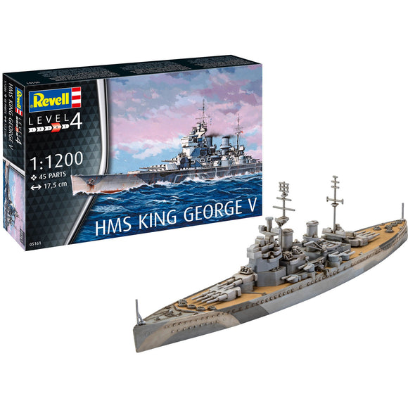 Revell-of-Germany-1-1200-HMS-King-George-V