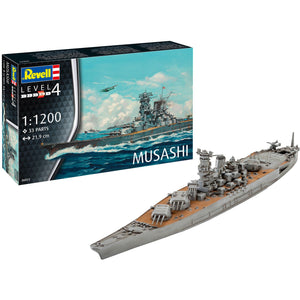 Revell-of-Germany-1-1200-Musashi