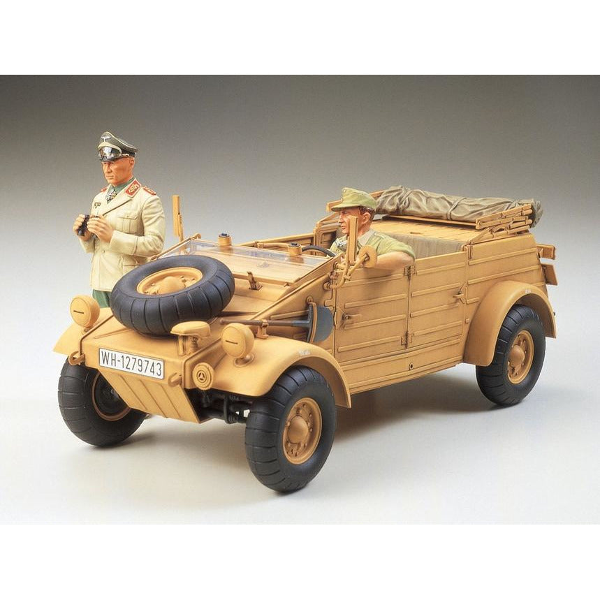 Tamiya 1-16 German Kubelwagen Type82