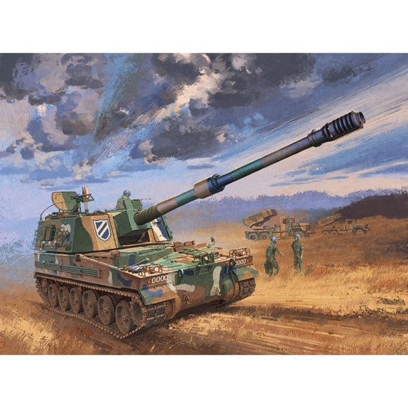 Academy 1:35 13219 R.O.K. Army K9 Thunder Self-Propelled Howitzer