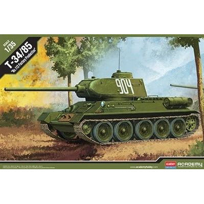 Academy 1:35 13290 T34/85 112 Factory Production