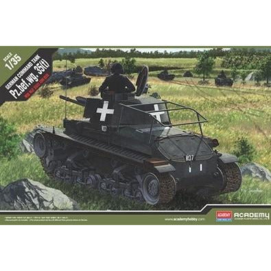 Academy 1:35 13313 German Command Tank Pz.Kpfw.35(T)