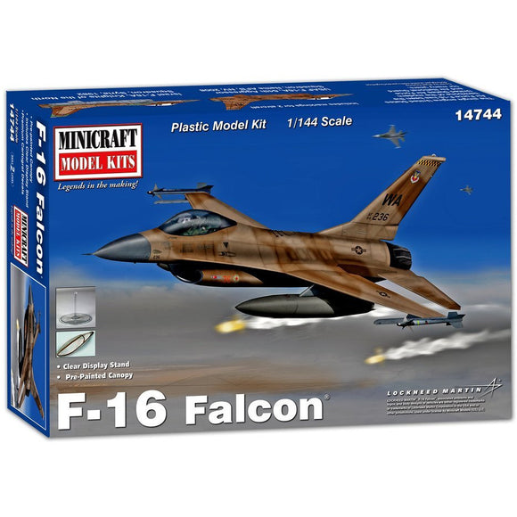 Minicraft-14744-1-144-F-16-Falcon