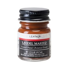 Testors Enamel Paints Leather - Flat