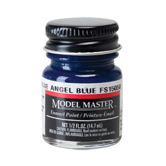 Testors Enamel Paints Blue Angel Blue FS15050 - Gloss