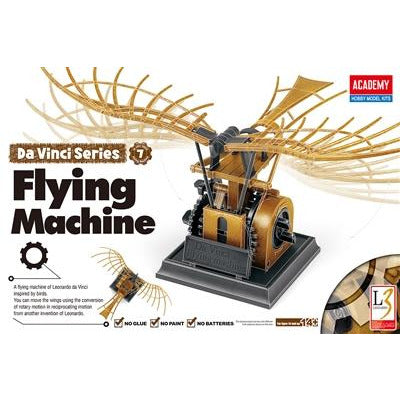 Academy 18146 Da Vinci Flying Machine