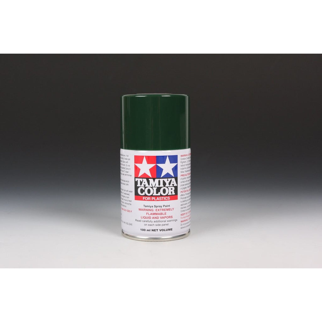 Tamiya 85009 TS-9 British Green Spray Paint / Tamiya USA