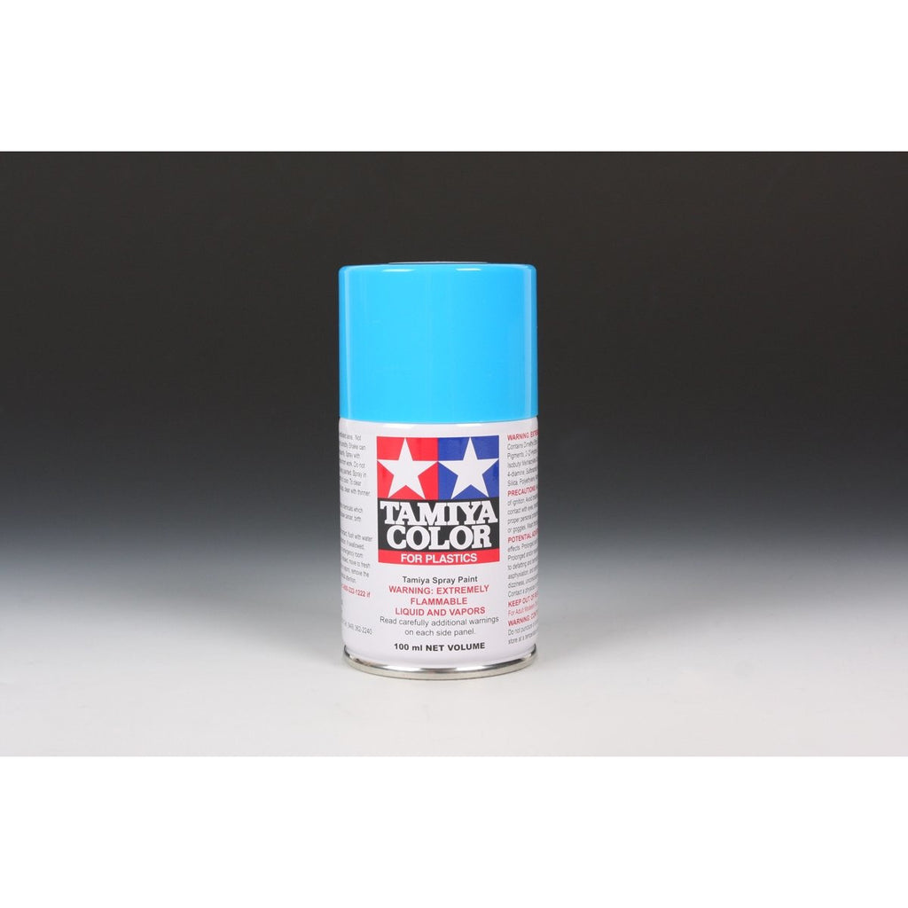 Tamiya 85023 TS-23 Light Blue Spray Paint / Tamiya USA