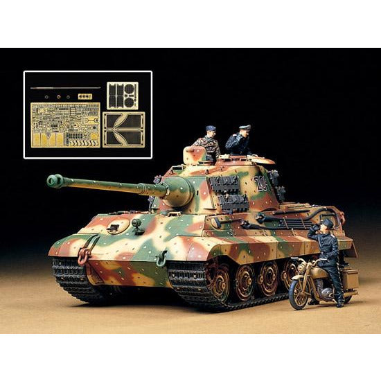 Tamiya 1/35 German King Tiger Ardennes