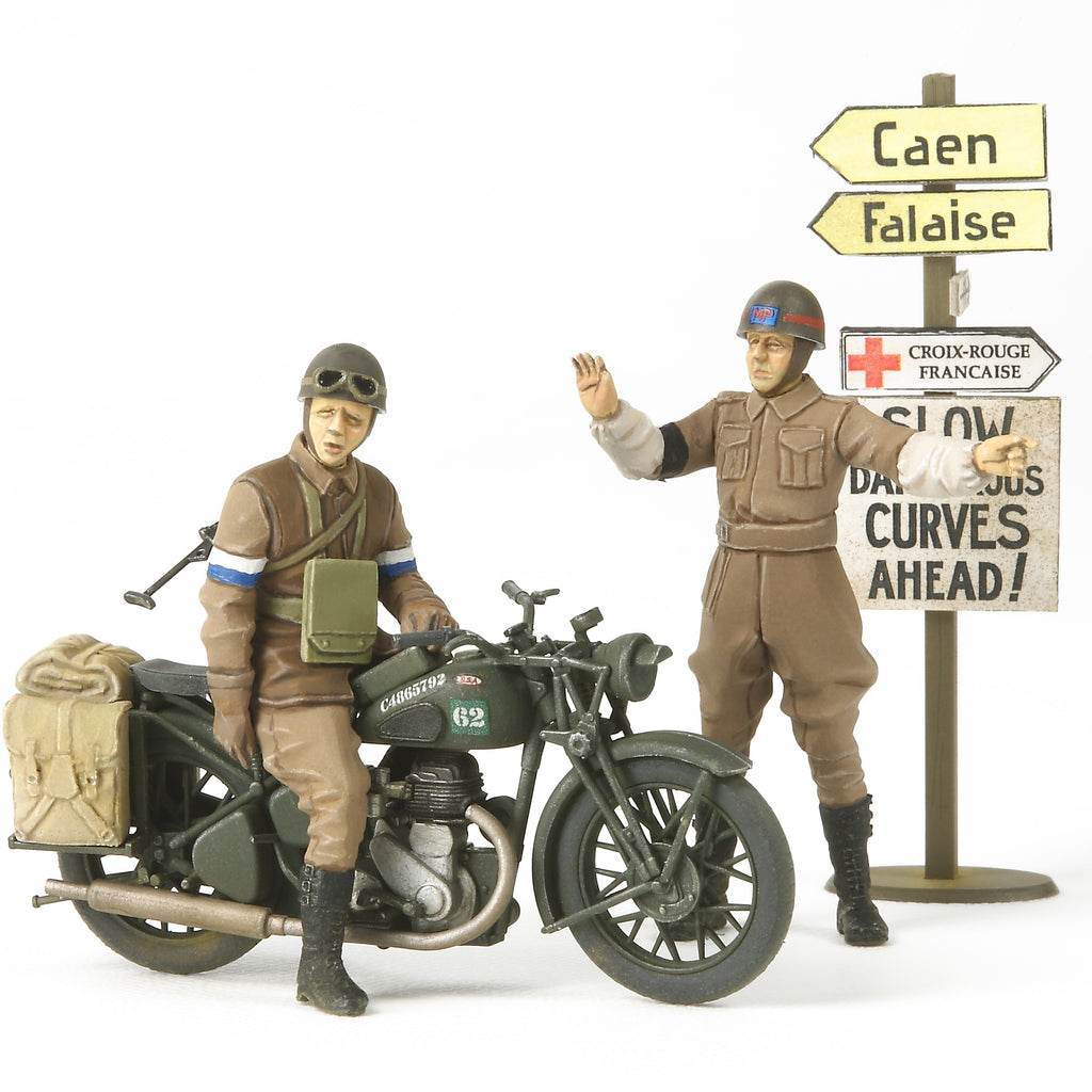 Tamiya 1:35 British Bsa M20 Motorcycle