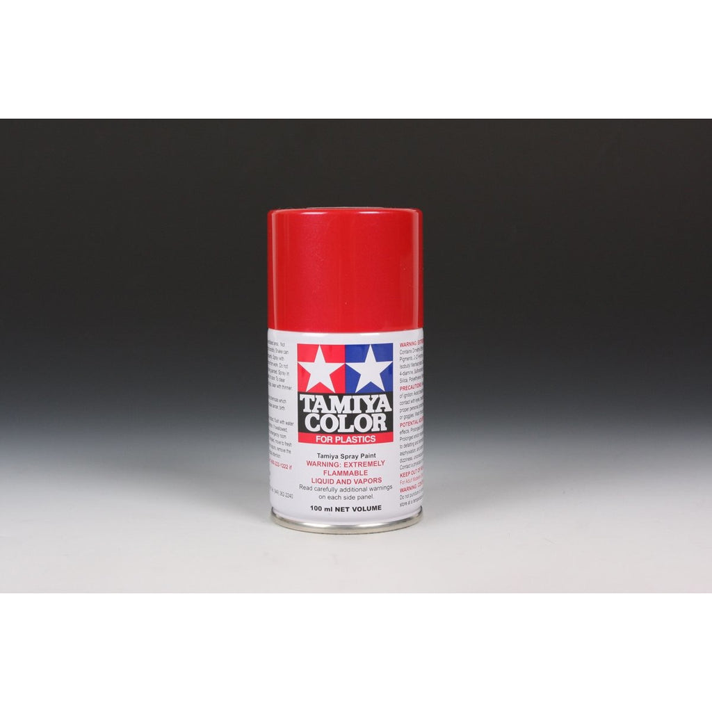Tamiya 85095 TS-95 Metallic Red Spray Paint / Tamiya USA