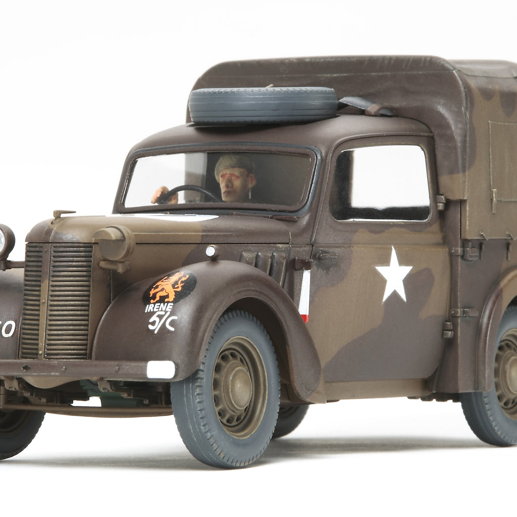 Tamiya 1:35 British Lt Utility Car 10Hp