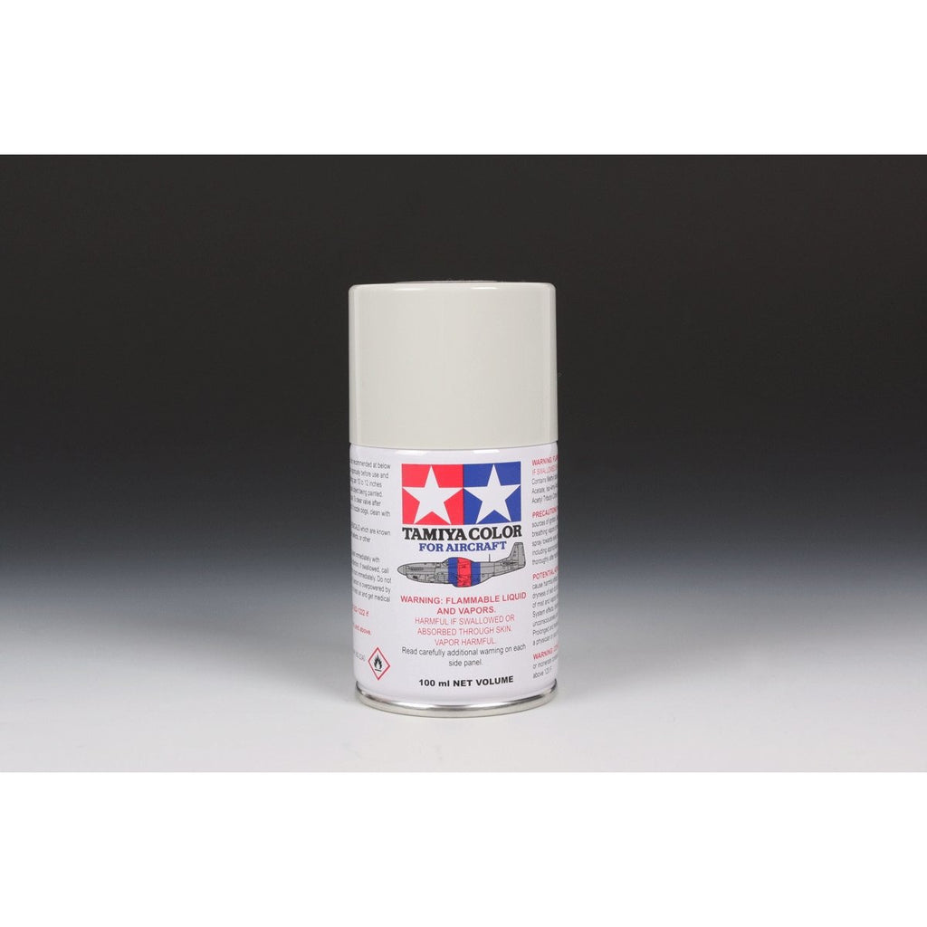 As-16 Light Grey (Usaf) 100Ml Spray Can / Tamiya USA
