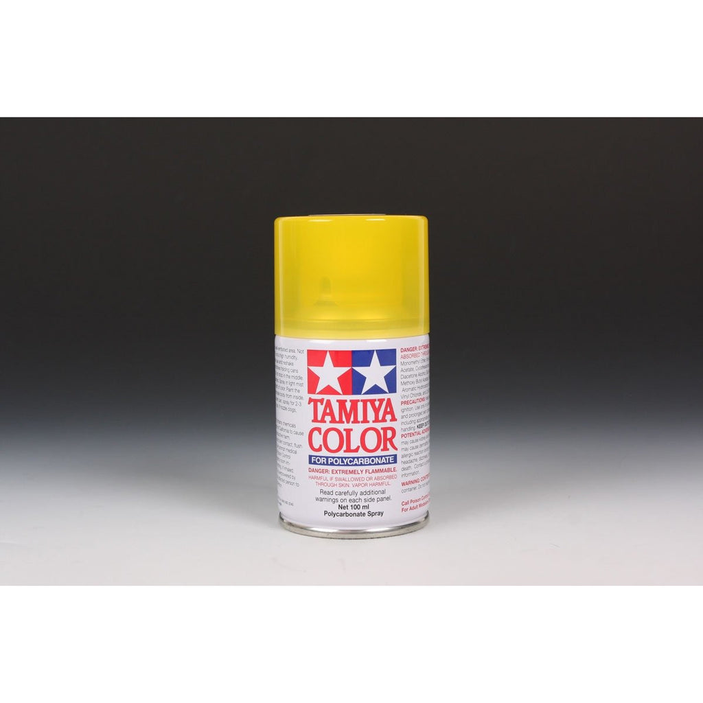 Ps-42 Translucent Yellow 100Ml Spray Can / Tamiya USA