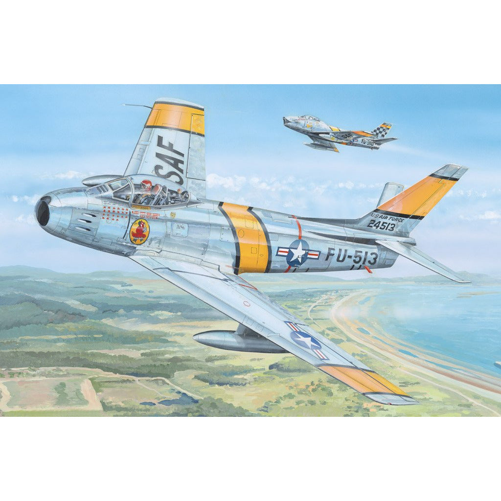 HobbyBoss 1/18 scale F-86F-30 Sabre