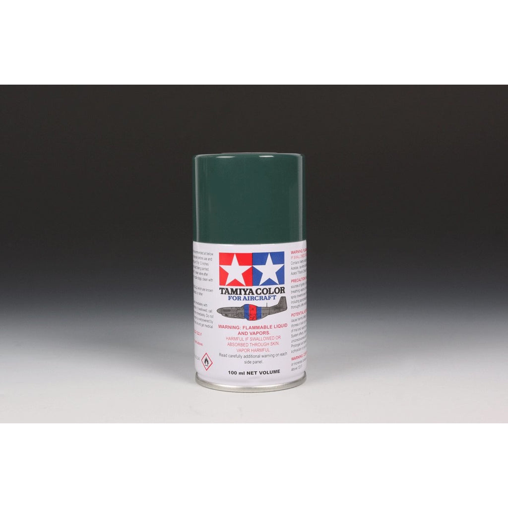 As-21 Dark Green 2 (Ijn) 100Ml Spray Can / Tamiya USA