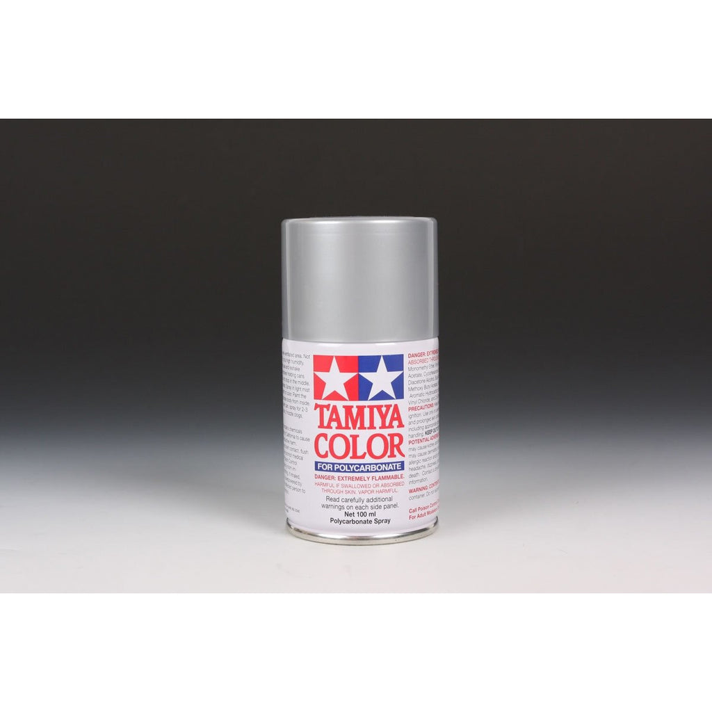 Ps-48 Semi-Gloss Silver Anodized Alum 100Ml Spray Can / Tamiya USA
