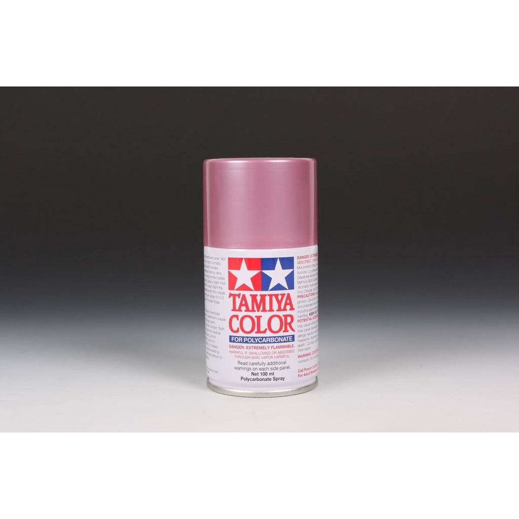 Ps-50 Sparkling Pink Anodized Alum 100Ml Spray Can / Tamiya USA