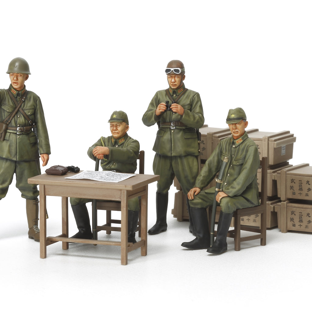 Tamiya 1:35 Ija Officers