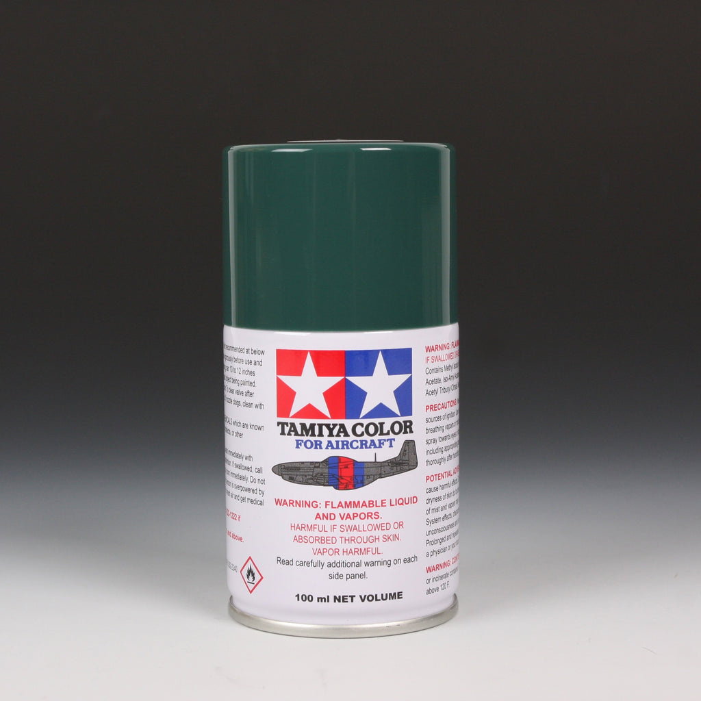 As-1 Dark Green (Ijn) 100Ml Spray Can / Tamiya USA