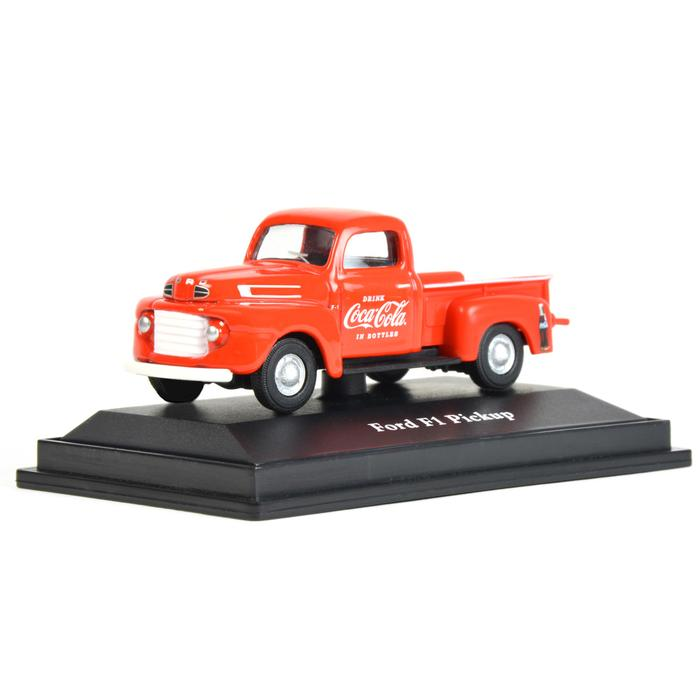 Motor City Classics 1:72 1948 Coca-Cola Ford F1 Pickup