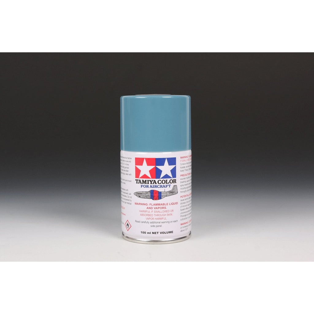 As-19 Intermediate Blue (Usn) 100Ml Spray Can / Tamiya USA