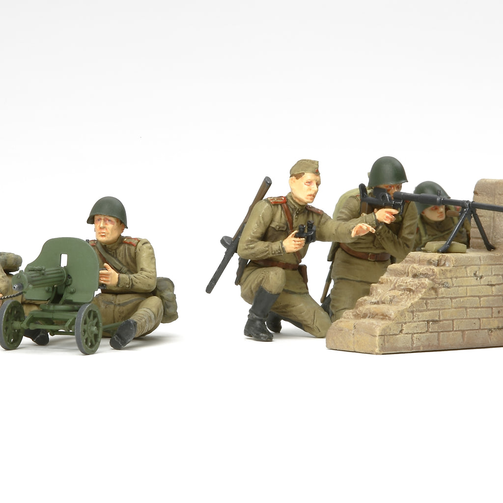 Tamiya 1:35 Russian Anti-Tank Team