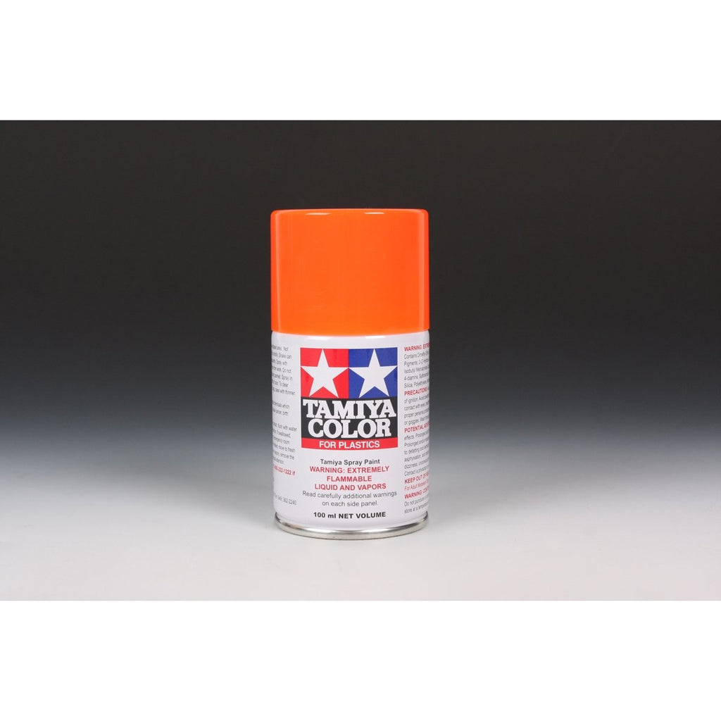 Tamiya 85031 TS-31 Bright Orange Spray Paint / Tamiya USA