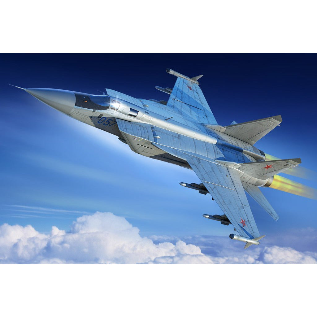 Hobby Boss 1:35 Russian MiG-31M Foxhound 81755