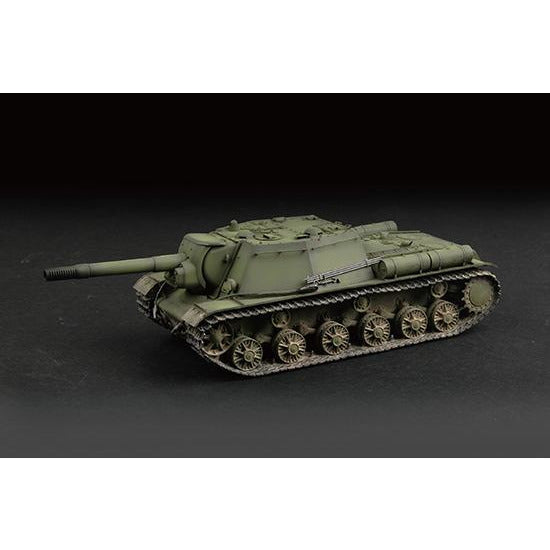 Trumpeter 1:72 Soviet SU-152 Self-propelled Heavy Howitzer - Early 07129