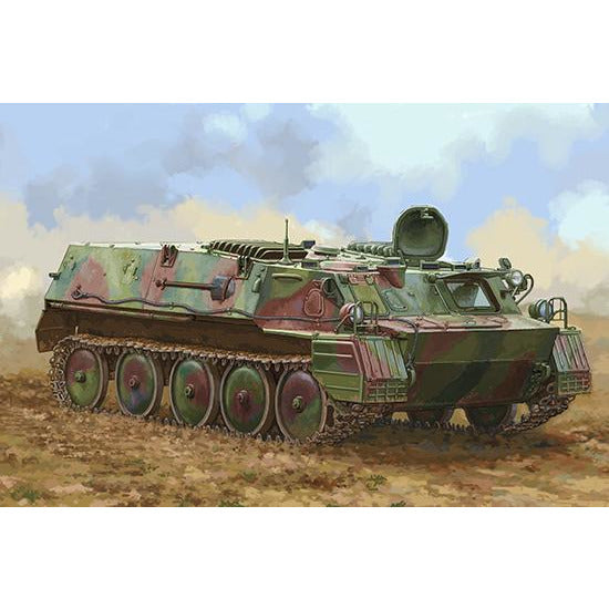 Trumpeter 1/35 Light Armored Multipurpose Transport Vehicle GT-MU 09568