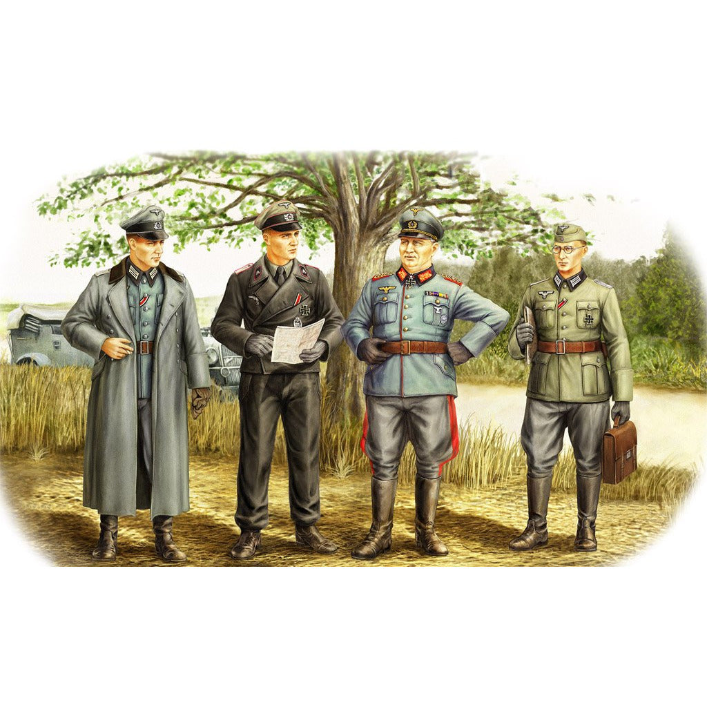 Hobby Boss 1:35 German Officer 84406