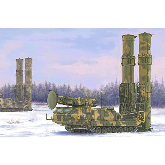 Trumpeter 1/35 Russian S-300V 9A82 SAM 09518