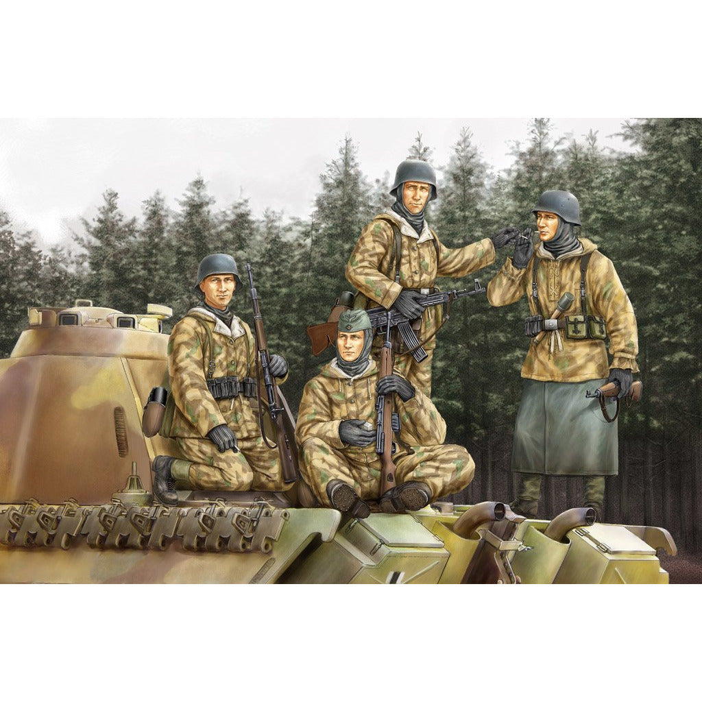 Hobby Boss 1:35 German Panzer Grenadiers Vol.1 84404