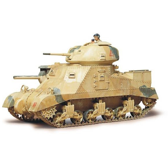 Tamiya 1:35 British M3 Grant Tank Kit