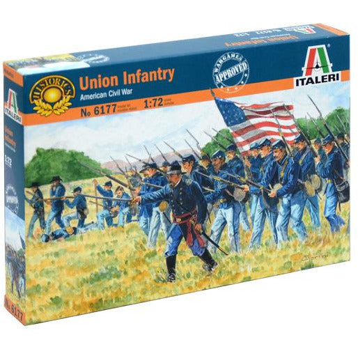 Italeri-1-72-UNION-INFANTRY