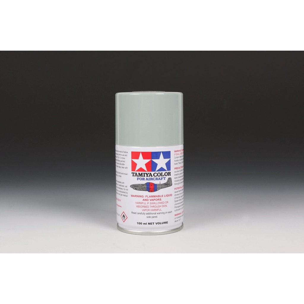As-18 Light Grey (Ija) 100Ml Spray Can / Tamiya USA