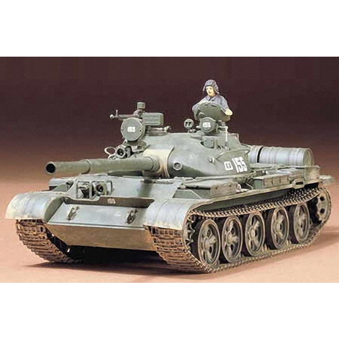 Tamiya 1-35 RUSSIAN T62 TANK KIT