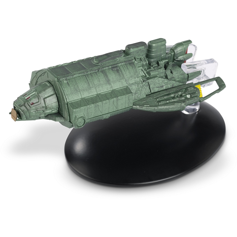Eaglemoss 1:458 Scale Klingon Rebel Transport
