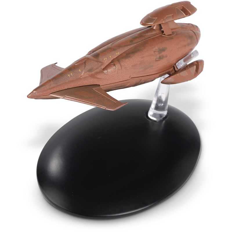 Eaglemoss Vulcan DVahl Bomar Survey Patrol Ship