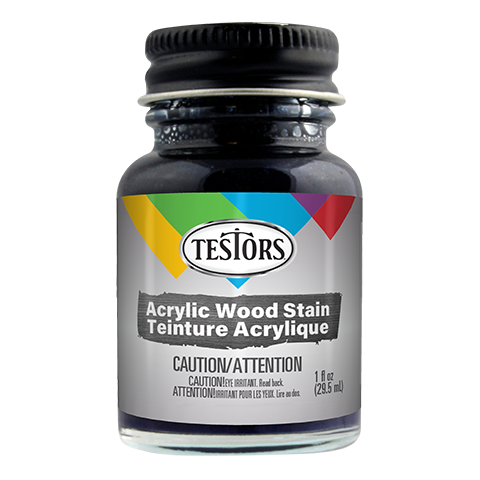 Testors Acrylic Blue Stain