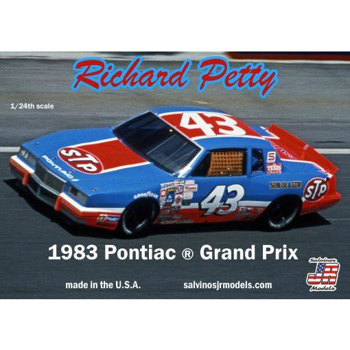 Salvinos JR 1/24 Richard Petty 1983 Talladega Winner
