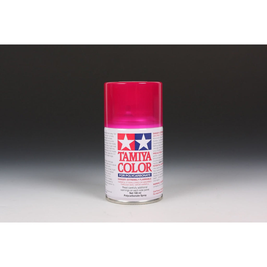 Ps-40 Translucent Pink 100Ml Spray Can / Tamiya USA