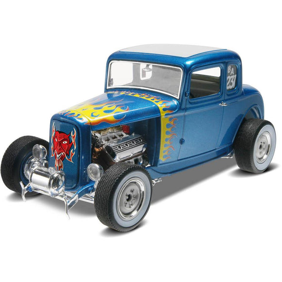 Revell 1/25 '32 Ford 5 Window Coupe