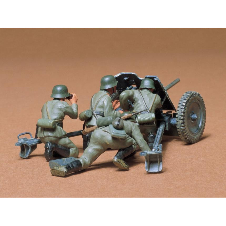 Tamiya 1-35 GER. 37MM ANTI-TANK GUN KIT
