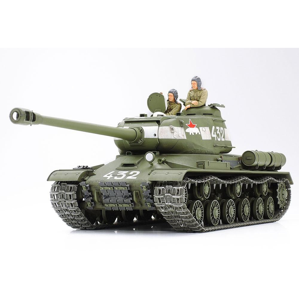 Tamiya 1:35 Russian Heavy Tank Js-2 Model